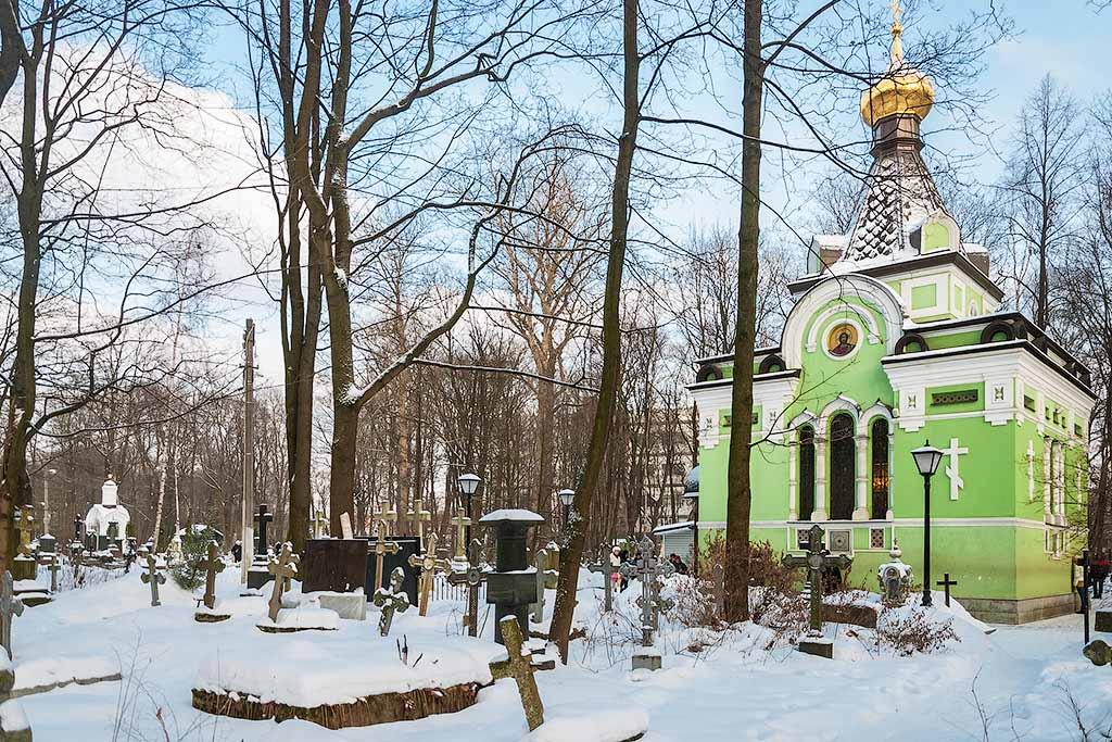 Паломническая поездка к часовне Ксении Петербургской