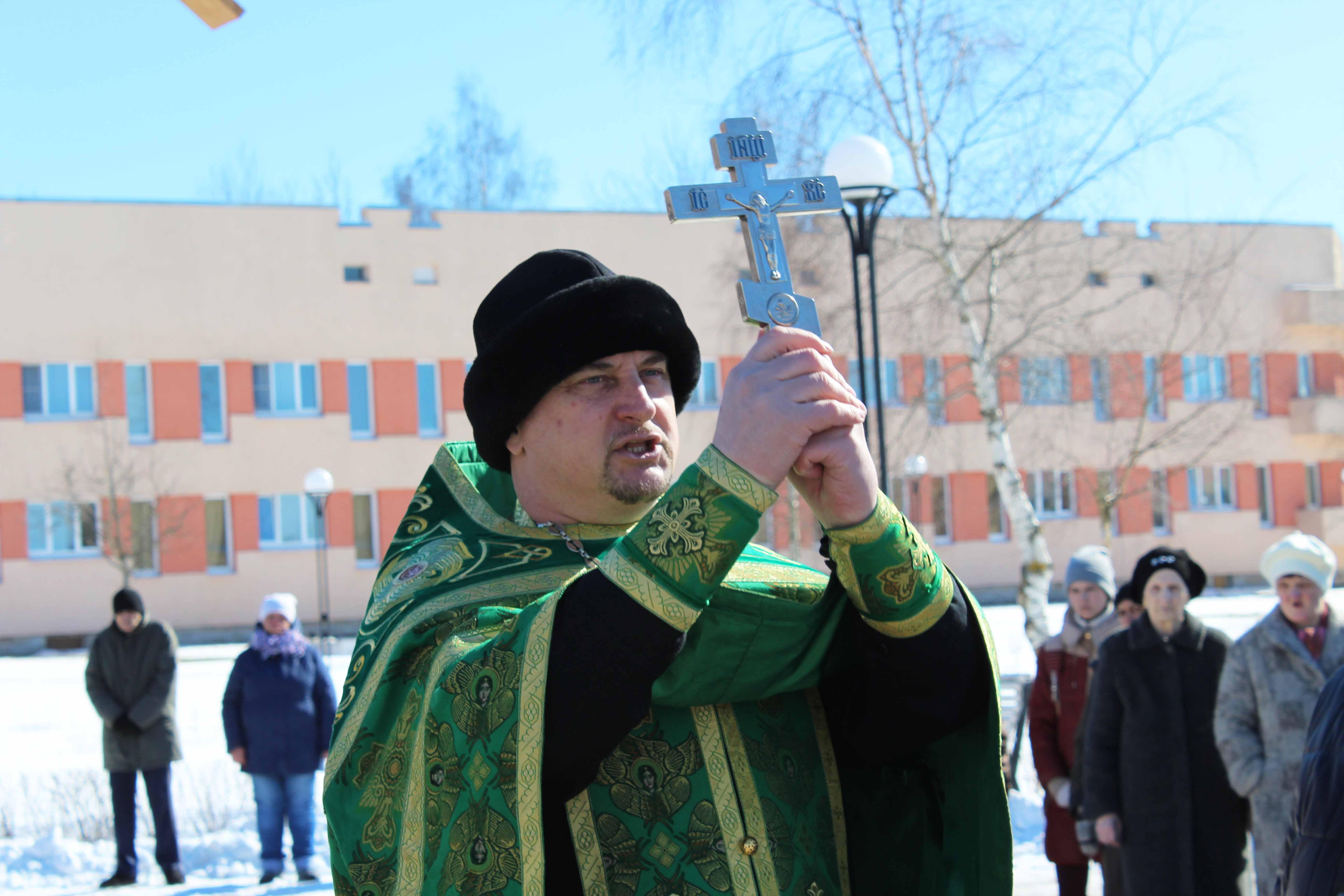 Во славу преподобного Алексия