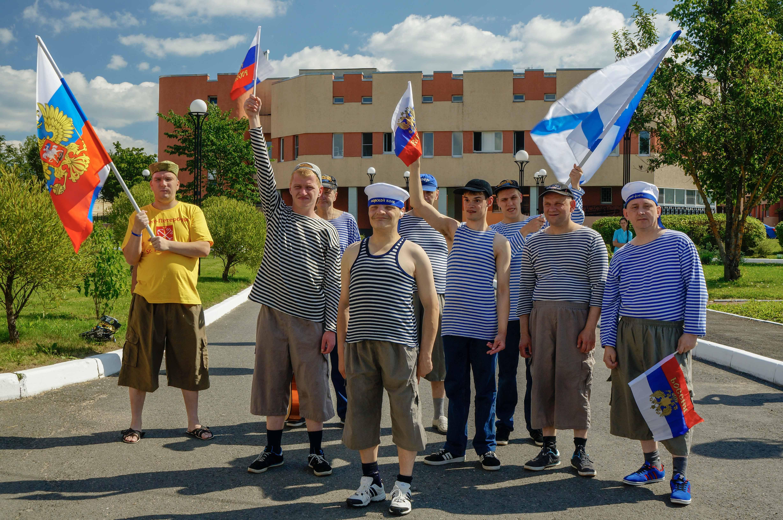 Военно-морскому флоту России СЛАВА!