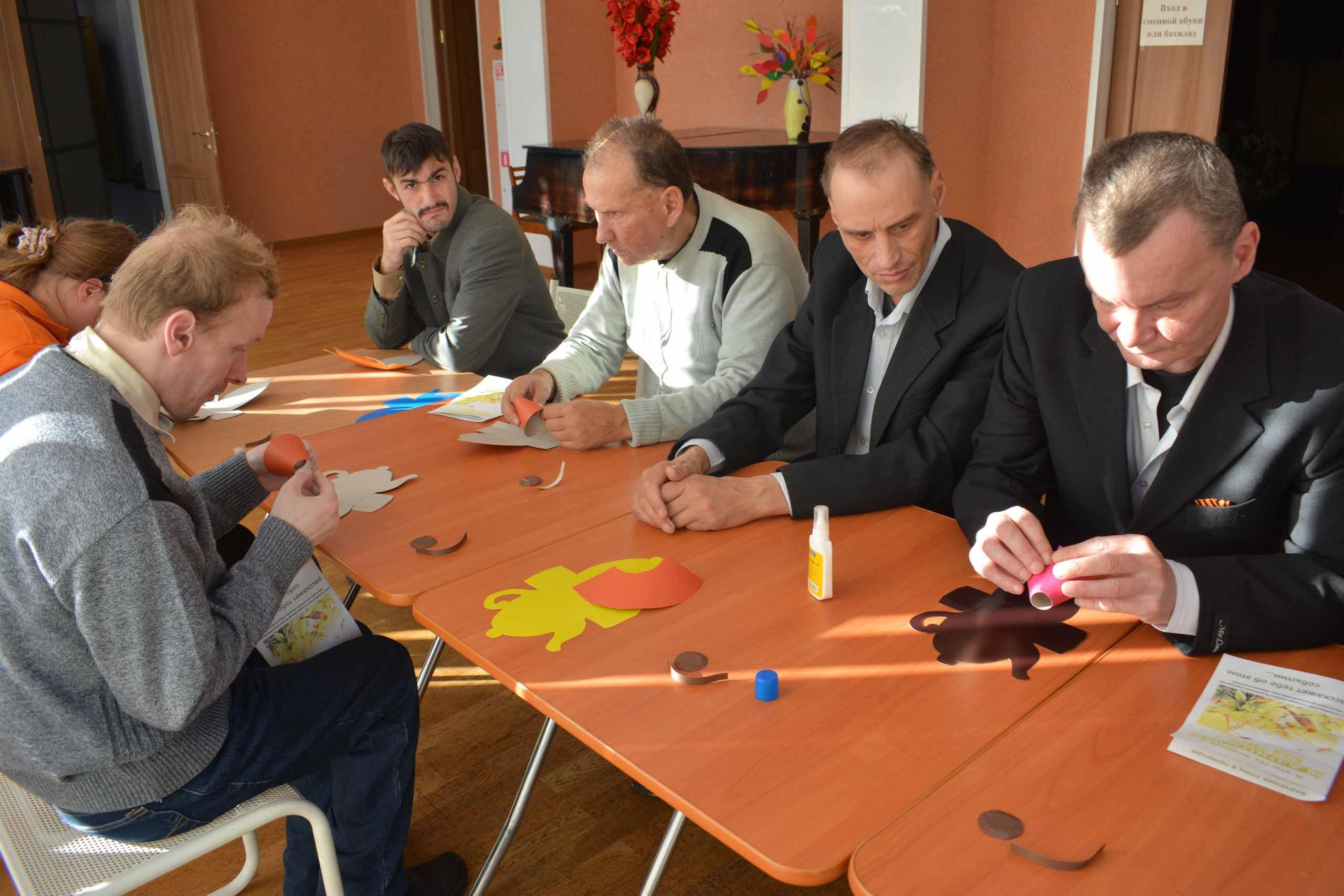 Культурный визит в КДК «Краносельский»
