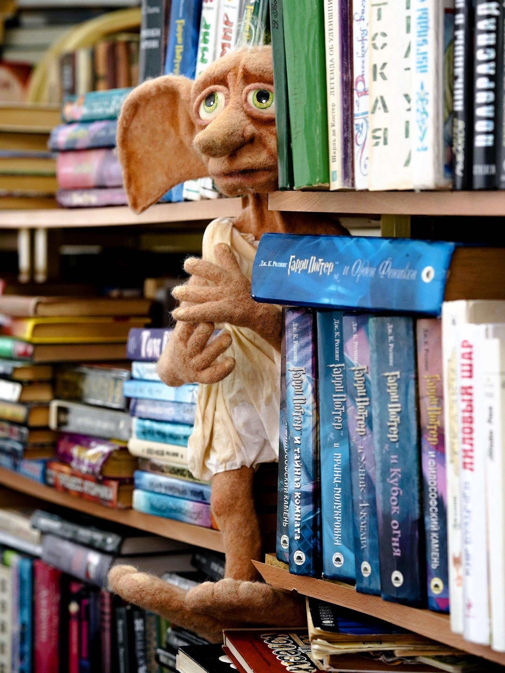Самая популярная и читаемая серия книг в библиотеке ПНИ №9.